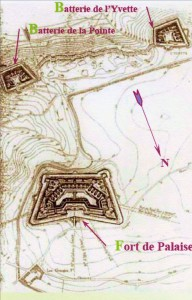 fortifications de Palaiseau
