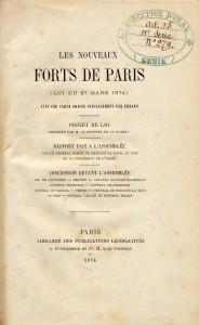 loi de mars 1874